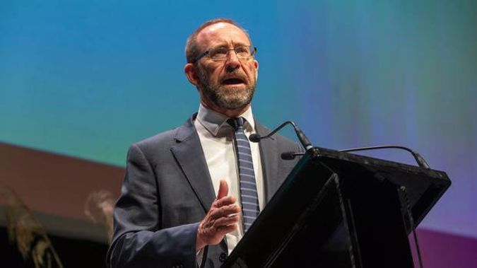 Justice Minister Andrew Little said the Budget earmarked $3.4 million for the establishment of a Canterbury Earthquakes Insurance Tribunal (Photo / NZ Herald)