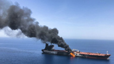 Richard Arnold: Mike Pompeo urging foreign allies to blame Iran over oil tanker explosion