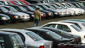 A number of cars could be banned from entering the country. (Photo / Getty)