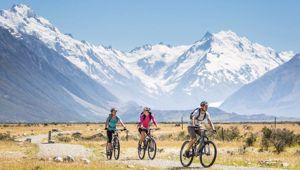 NZ Tourism wants us to put our best foots forward, writes Kate Hawkesby. (Photo / Getty)