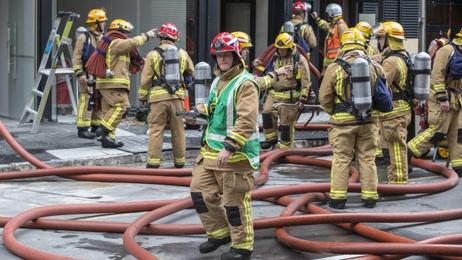 Brendan Nally: Volunteer firefighters to start receiving compensation