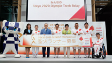 Applications open to be a Tokyo 2020 Olympic torch runner