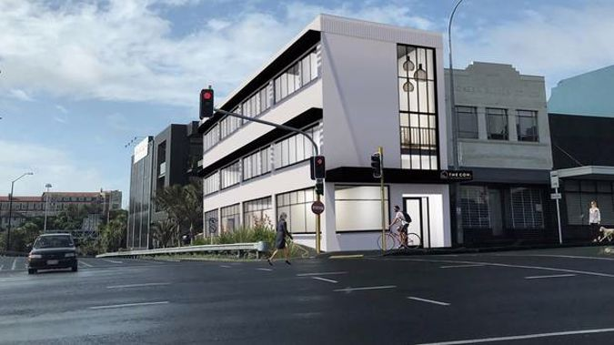 The Coh is a new three-storey Auckland complex that is about to be home to more than 20 adult flatmates. (Photo / Supplied)