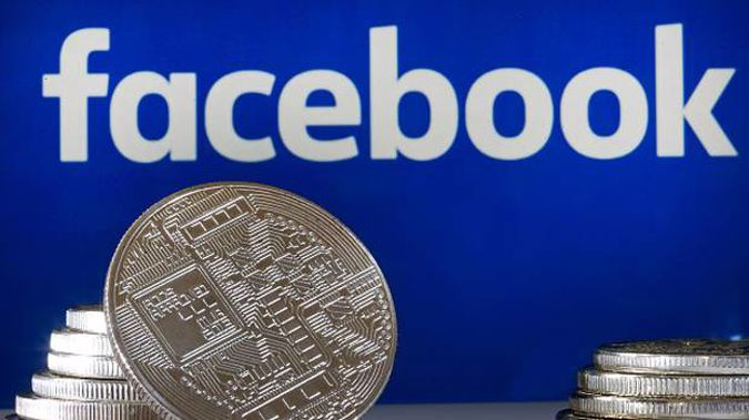 Facebook is moving into the cryptocurrency space with Libra. (Photo/Getty)