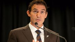 Police Minister Stuart Nash has announced the first details of the scheme. (Photo / NZ Herald)