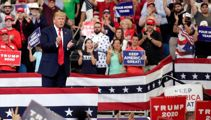President Trump kicks off campaign with huge fundraising haul