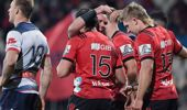 Will the Crusaders win the season for another year? (Photo / Photosport)