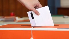 The Government will put polling booths in more places next year, and Mike Yardley is not pleased. (Photo / NZ Herald)