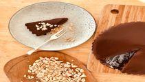 Nici Wickes: Chocolate peanut tart recipe