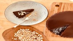 Nici Wickes: Chocolate peanut tart recipe