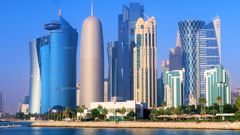 Mike Yardley: A dip with glittery Doha