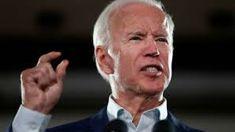 Joe Biden refuses to apologise for remarks on segregationist senators