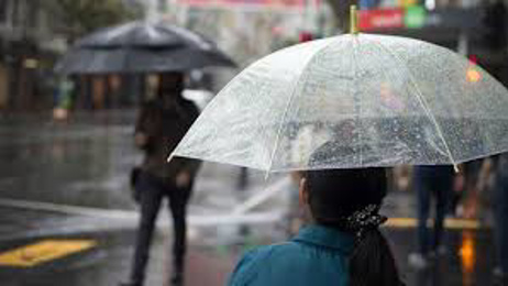 Here comes the rain - weather set to turn for North Island