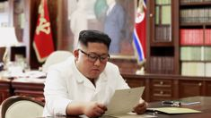 North Korea leader receives 'excellent' letter from President Trump