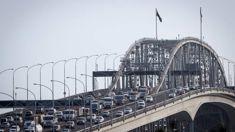 Massive delays on Harbour Bridge after crash