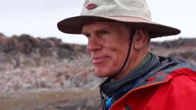 Peter Hillary: Pushing yourself beyond your limits