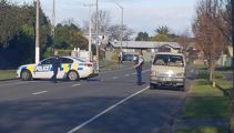 Armed Napier standoff: Man arrested after 12 hours