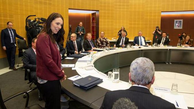 Jacinda Ardern needs to make the necessary changes in reshuffle, writes Barry. (Photo / NZ Herald)