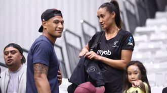 Mike's Minute: Israel Folau haters need to leave Maria alone