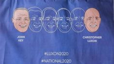 Millionaire behind Christopher Luxon PM ad revealed