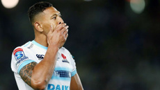 Israel Folau accused of misusing online fundraising page