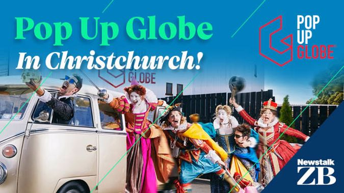 Pop Up Globe is hitting the road! (Image / File)