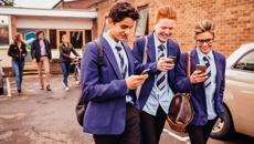 Total cellphone ban in schools in Victoria, Australia