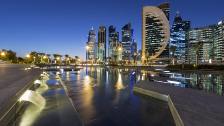 Mike Yardley: A Doha stopover in style