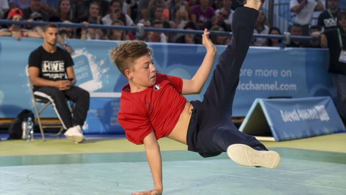 Breakdancing closer than ever to becoming an Olympic sport