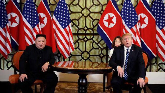 USA and North Korea in talks to set up third Trump-Kim summit