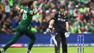 Jimmy Neesham joined Mike Hosking to discuss their loss. (Photo / Getty)