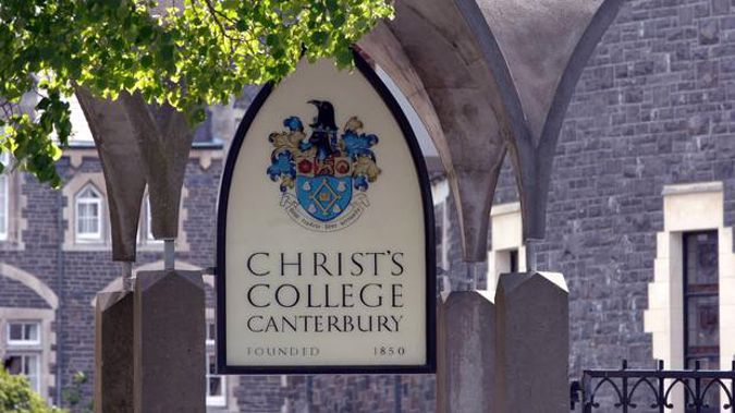 Christ's College in Christchurch is supporting a student who identifies as gender diverse and wants to remain at the school. (Photo / NZPA)
