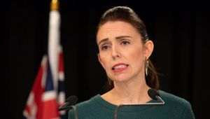 Cabinet will feel very relaxed now that Ardern has lowered the bar, writes Heather. (Photo / NZ Herald)