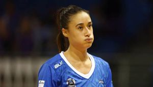 Maria Folau. Photo / Photosport