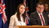 Prime Minister Jacinda Ardern and Finance Minister Grant Robertson. Photo / Mark Mitchell