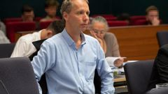 Author Nicky Hager says the New Zealand Defence Force had long tried to keep the material from being made public. Photo / Mark Mitchell