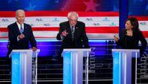 Democrats pile pressure on frontrunner Joe Biden
