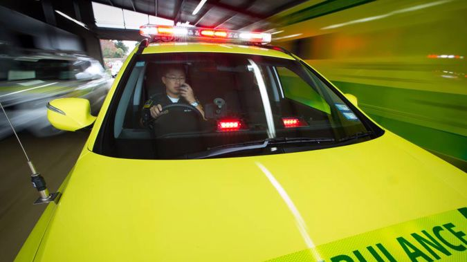 A man is in hospital in a critical condition after the attack. (Photo / NZ Herald)