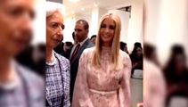 Ivanka Trump mocked after viral video shows her interrupting G20 conversation
