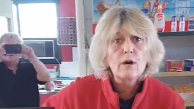Owners Donald and Karyn Cullingford have faced a string of criticism over their treatment of customers. (Photo / YouTube)
