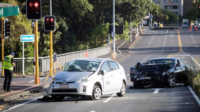 Taxi driver Abdul Raheem Fahad Syed was killed in the central Auckland crash. (Photo / NZ Herald)