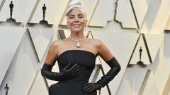 Lady Gaga is amongst the newest members. (Photo / AP)