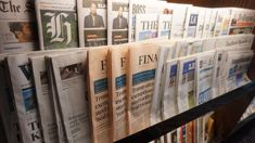 Grant Bradley: Air NZ to stop providing newspapers in Koru lounges