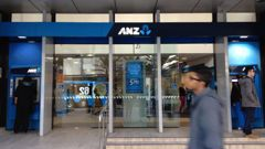 I think it's fair to say that the ANZ is giving an impression as being the big bad bully boys of banking. Photo / Edward Swift
