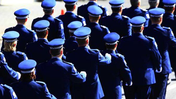 "Cops demand top brass modernise ""broken"" biennial competency check. (Photo / File)"