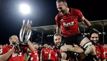 How the Crusaders swept to a Super Rugby three-peat