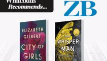 Joan's Picks: The Whisper Man and City of Girls