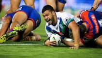 Warriors keep NRL season alive after beating Newcastle Knights