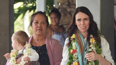 Prime Minister Jacinda Ardern and Clarke Gayford head to Rarotonga for winter getaway