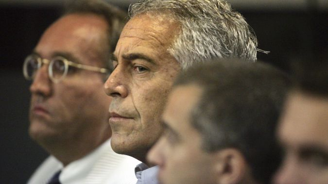 Jeffrey Epstein, seen here in 2008, is back in court over a decade after he cut a deal over charges. (Photo / AP)